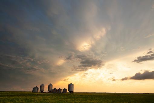 Moose Jaw「Prairie Storm Saskatchewan Canada」:スマホ壁紙(14)