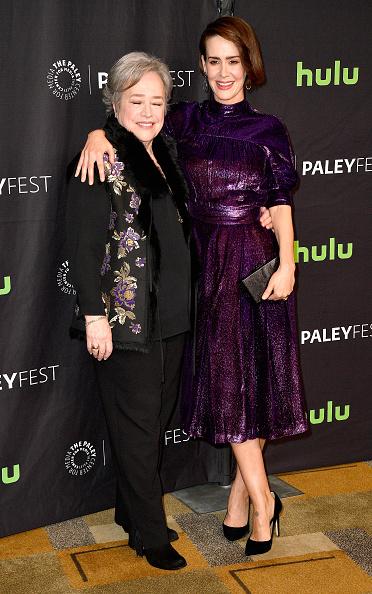 "Paley Center for Media「The Paley Center For Media's 34th Annual PaleyFest Los Angeles - ""American Horror Story: Roanoke"" - Arrivals」:写真・画像(2)[壁紙.com]"