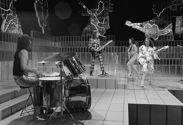 Rock Music「Slade On Top Of The Pops」:写真・画像(3)[壁紙.com]