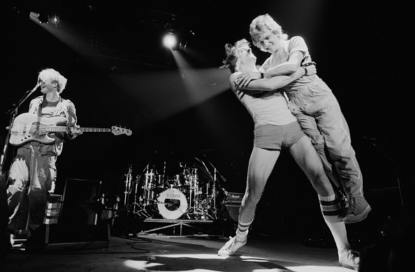 Singer「The Police Ghost In The Machine Tour」:写真・画像(16)[壁紙.com]
