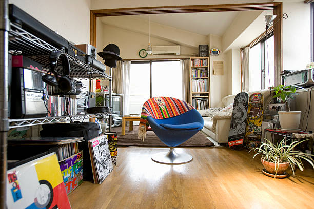 Apartment of Japanese man:スマホ壁紙(壁紙.com)