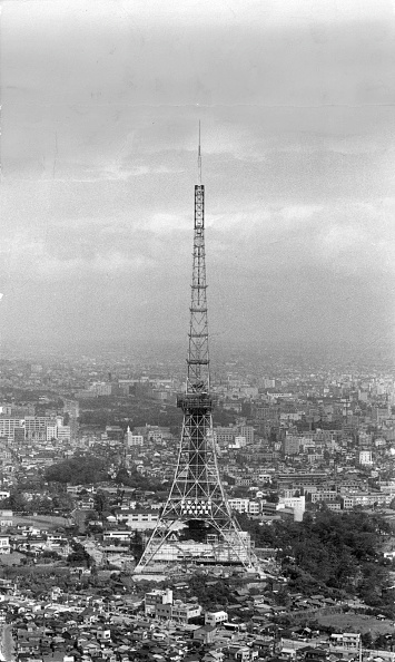 Tokyo Tower「Tokyo Tower」:写真・画像(1)[壁紙.com]