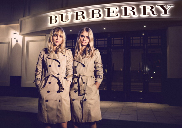 Burberry「Burberry Brings London To Shanghai - Inside」:写真・画像(0)[壁紙.com]