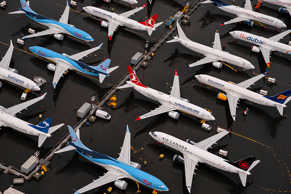 Stationary「Boeing Prepares For FAA Approval For The 737 Max To Fly Again」:写真・画像(6)[壁紙.com]