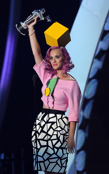 International Landmark「2011 MTV Video Music Awards - Show」:写真・画像(4)[壁紙.com]