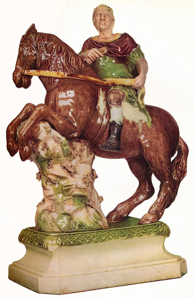 White Background「A Ralph Wood equestrian figure of King William III, in the guise of a Roman Emperor, 1785, (1923). Artist: Ralph Wood」:写真・画像(16)[壁紙.com]