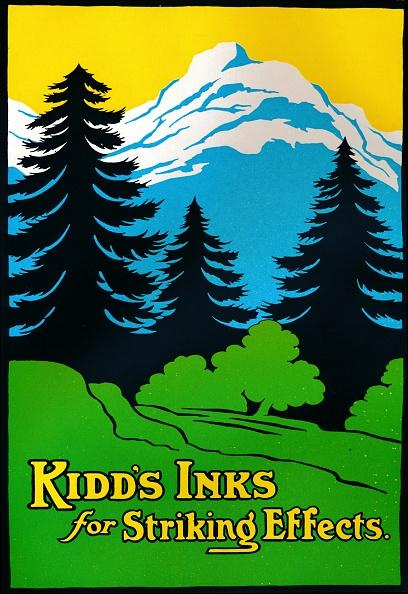Tree「Kidds Inks For Striking Effects 1」:写真・画像(1)[壁紙.com]