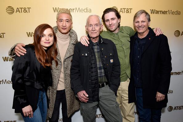 Falling - 2020 Film「WarnerMedia Lodge: Elevating Storytelling With AT&T - Day 3」:写真・画像(12)[壁紙.com]