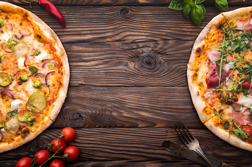 Recipe「Italian Pizza」:スマホ壁紙(9)