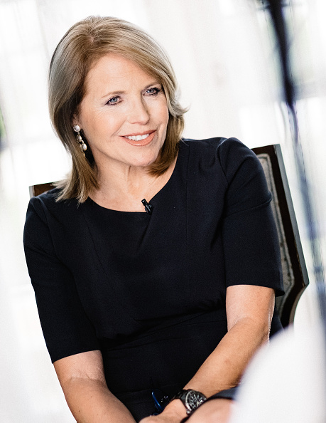 Interview - Event「Katie Couric Exclusive Photoshoot For The EPIX Original Documentary 'Under The Gun'」:写真・画像(16)[壁紙.com]