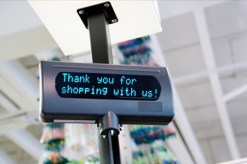 Point Of Sale「Thank you for shopping」:スマホ壁紙(11)