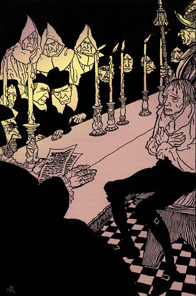 Horror「'The Pit and the Pendulum' by Edgar Allan Poe」:写真・画像(6)[壁紙.com]