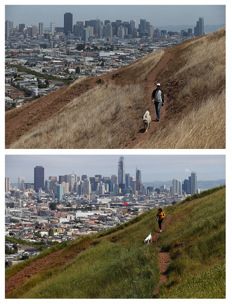 Contrasts「Then And Now: California's Drought Officially Declared To Be Over」:写真・画像(3)[壁紙.com]