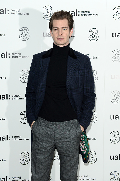 Andrew Garfield「Central Saint Martins Fashion Show After Party - LFW February 2019」:写真・画像(18)[壁紙.com]