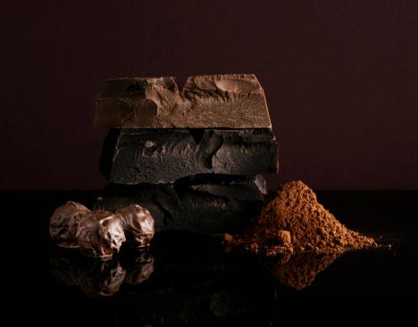 Praline「Chocolate Ingredients」:スマホ壁紙(1)
