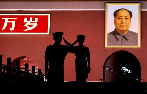 Guarding「Tiananmen Square Anniversary」:写真・画像(2)[壁紙.com]