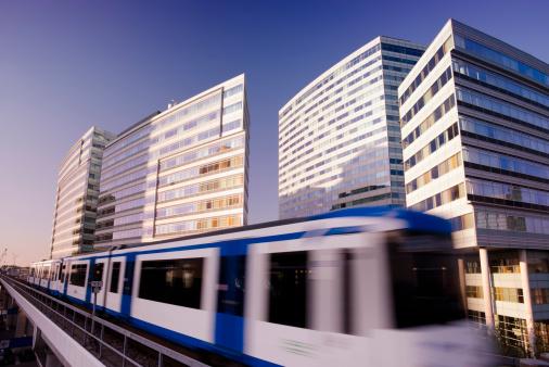 Postmodern「Amsterdam business district」:スマホ壁紙(5)