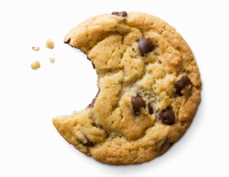Unhealthy Eating「Single chocolate chip cookie」:スマホ壁紙(16)