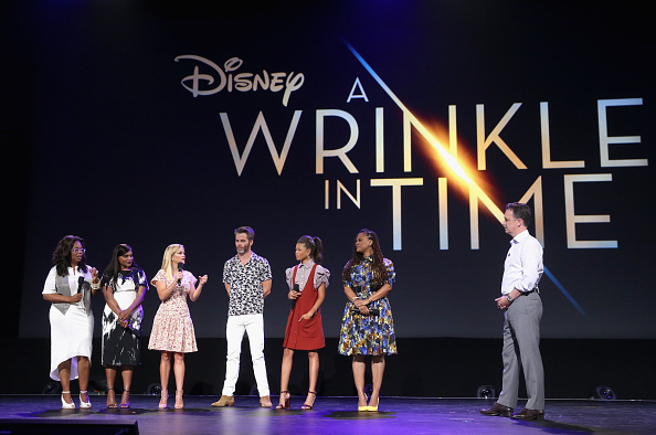 A Wrinkle in Time「Disney's D23 EXPO 2017」:写真・画像(0)[壁紙.com]