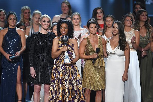 ESPY Awards「The 2018 ESPYS - Show」:写真・画像(14)[壁紙.com]