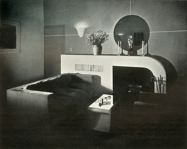 Penthouse「New York Pent-House Home Of Raymond Loewy」:写真・画像(13)[壁紙.com]