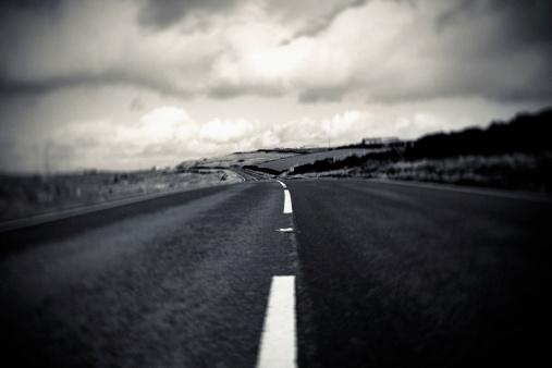 Motorized Vehicle Riding「Open road」:スマホ壁紙(13)