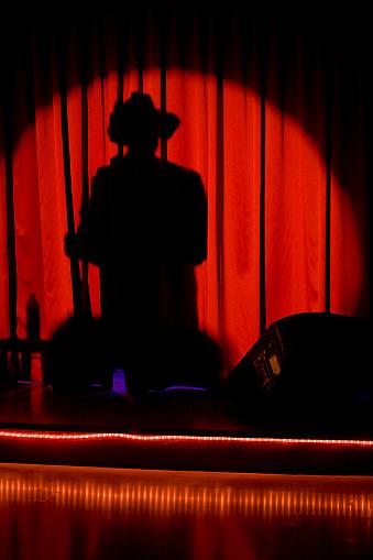 Stage Set「Shadow man (XL)」:スマホ壁紙(19)