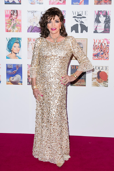 Gold Dress「Vogue 100 Festival - Gala - Arrivals」:写真・画像(6)[壁紙.com]