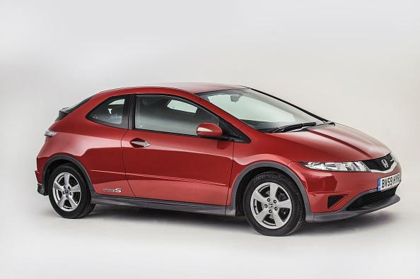 Hatchback「2009 Honda Civic Type S.」:写真・画像(16)[壁紙.com]