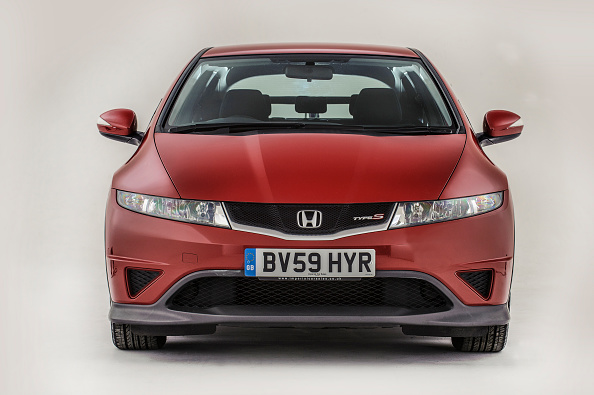 Hatchback「2009 Honda Civic Type S.」:写真・画像(18)[壁紙.com]