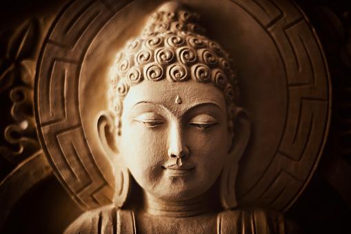 Statue「Little Buddha」:スマホ壁紙(9)