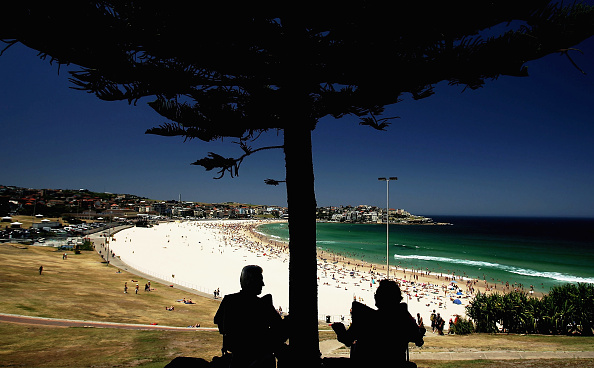 Tourism「Sydney Swelters Under Hottest New Year's Day On Record」:写真・画像(11)[壁紙.com]