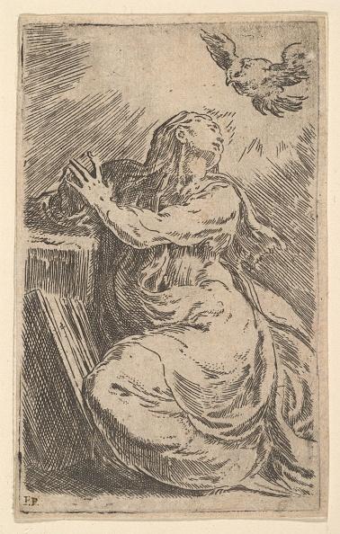 Virgin Mary「The Annunciation」:写真・画像(10)[壁紙.com]