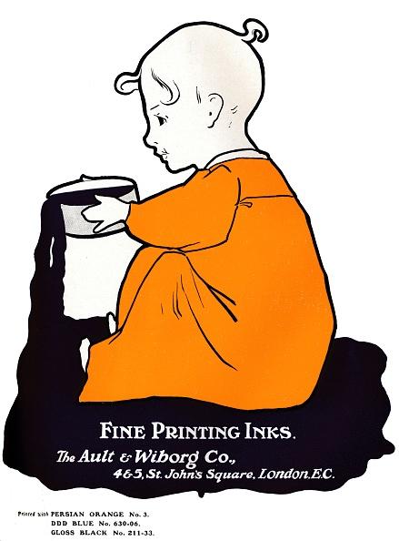 Spilling「The Ault & Wiborg Co Advert, 1907」:写真・画像(12)[壁紙.com]