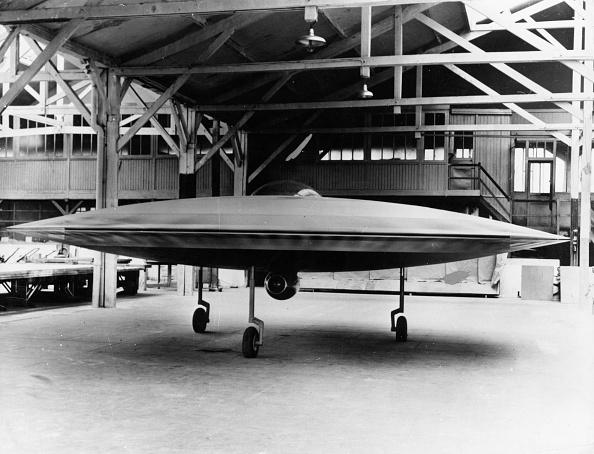 Model - Object「Couzinet's Flying Saucer」:写真・画像(1)[壁紙.com]