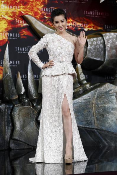 Li Bingbing「'Transformers: Age of Extinction' Berlin Premiere」:写真・画像(9)[壁紙.com]