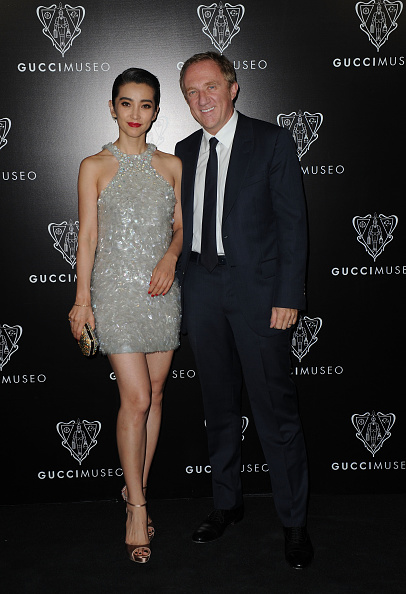 Li Bingbing「Gucci Museum Opening In Florence - Arrivals」:写真・画像(17)[壁紙.com]