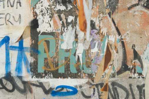 New York State「Graffiti, Lower East Side, New York City」:スマホ壁紙(16)