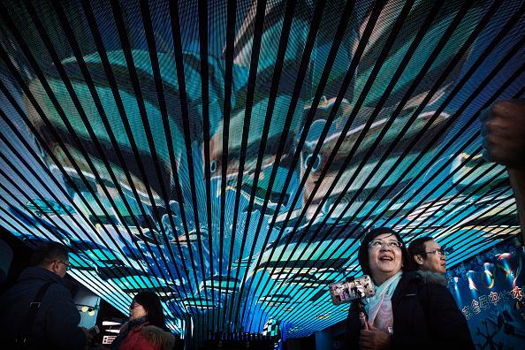 Tourism「China's Virtual Reality Arcades Bring VR To The Masses」:写真・画像(11)[壁紙.com]