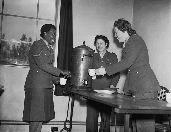Black History in the UK「ATS Canteen」:写真・画像(16)[壁紙.com]