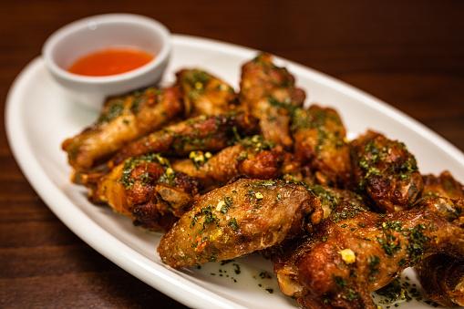 Chicken Wing「Crispy chicken wings」:スマホ壁紙(5)