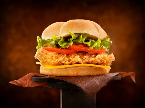Chicken Meat「Crispy Chicken Burger」:スマホ壁紙(8)