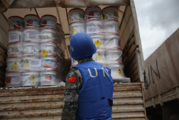 Charity and Relief Work「Liberia Battles Spreading Ebola Epidemic」:写真・画像(7)[壁紙.com]