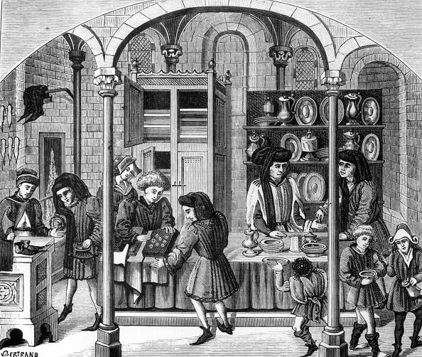 Medieval「Covered Market」:写真・画像(17)[壁紙.com]