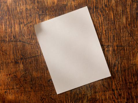 On Top Of「Blank Paper」:スマホ壁紙(15)