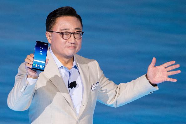 Drew Angerer「Samsung Introduces New Galaxy Note 8」:写真・画像(7)[壁紙.com]