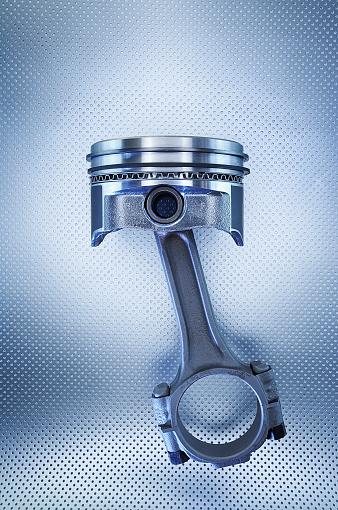 Piston「Close up of metal piston」:スマホ壁紙(18)