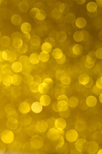 Abundance「Close up of yellow glitter」:スマホ壁紙(10)