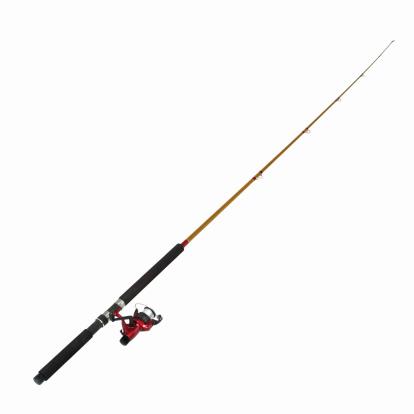 Leisure Activity「Close up of a fishing rod」:スマホ壁紙(17)