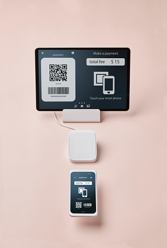 Point Of Sale「Close up of Contactless Payment」:スマホ壁紙(19)